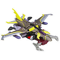 Трансформер самолет Transformers Beast Hunters Deluxe Class Starscream Figure 5 Inches