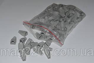 Изолирующий колпачок ( серого цвета) для RJ45