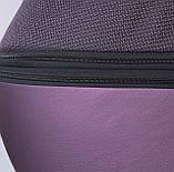 Детская коляска 2 в 1 Expander DEXO D-42303 цвет Plum,водоотталкивающая ткань и эко-кожа, фото 5