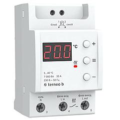 Терморегулятор terneo b (32 A)