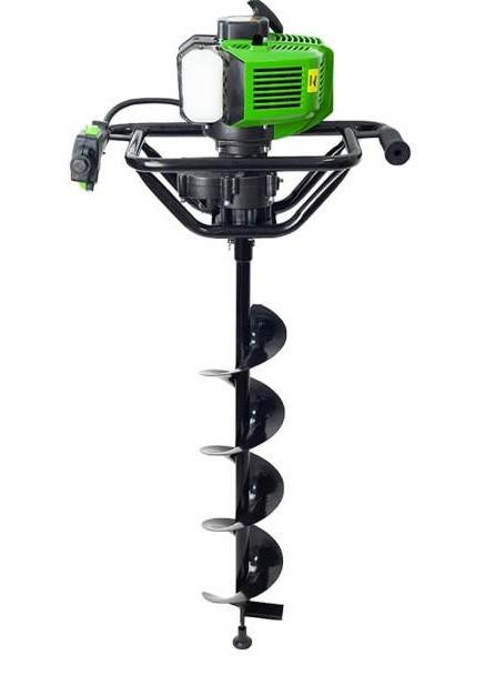 Мотобур Pro-Craft PROFESSIONAL GD62 (у комплекті 1 шнек 150ммх800мм). Бензобур Про-Крафт