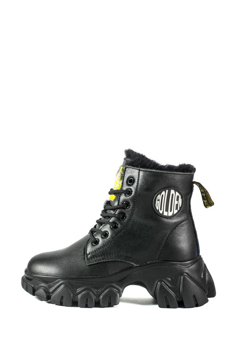 Ботинки зимние женские Allshoes OAB8541-8 черные (36)