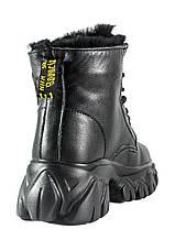 Ботинки зимние женские Allshoes OAB8541-8 черные (36), фото 2