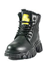 Ботинки зимние женские Allshoes OAB8541-8 черные (36), фото 3