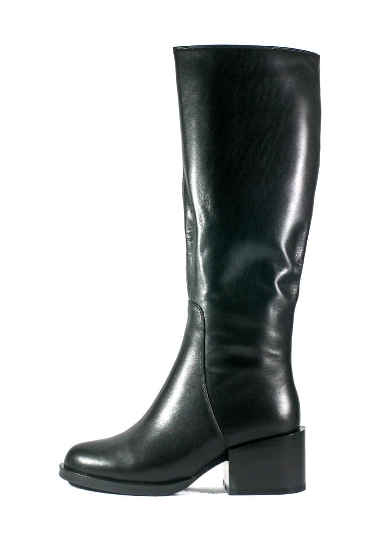 Сапоги зимние женские Fabio Monelli C5-Z375-61673ABM-15-198 черные (36)