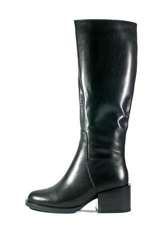 Сапоги зимние женские Fabio Monelli C5-Z375-61673ABM-15-198 черные (36), фото 2