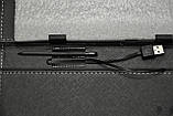 !РАСПРОДАЖА Папка чехол №3 USB РУС для планшета 9' клавиатура планшет, фото 8