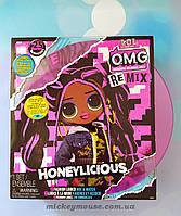 L.O.L. Surprise! Кукла ЛОЛ ОМГ Ремикс Милашка O. M. G. Remix Honeylicious 567264