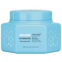 Зволожуюча маска для волосся Fibre Clinix Hydrate Treatment Schwarzkopf Professional, 250 мл