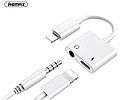 Переходник для  наушников с разъемом Lightning до 3,5 мм для iPhone 11.11pro/ X/XS/XS MAX/XR/ 8 / 8Plus7/7Plus, фото 2