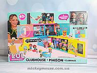 Оригинал L.O.L. Surprise! Домик для кукол ЛОЛ Сюрприз Ремикс Клуб - Surprise Remix Clubhouse 569404 Пром-цена