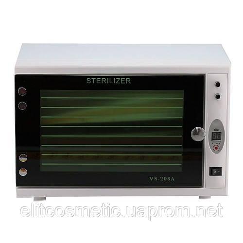Стерилизатор VS208-208A УФ белый