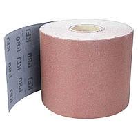 Шлифовальная шкурка тканевая рулон 200мм×50м P80 SIGMA (9112651)