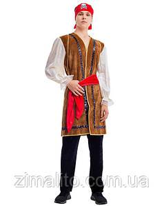 Джек Воробей взрослый карнавальный костюм