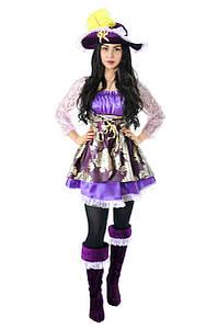 Пиратка взрослый карнавальный костюм