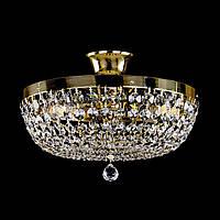 Хрустальная люстра для прихожей, спальни на 3 лампочки А-0006-03-20