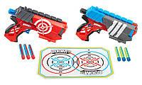 Набор бластеров BOOMco Двойная защита BOOMco. Dual Defenders Blasters Оригинал, Mattel из США, фото 1