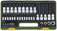 Специальный набор инструмента для звездообразных ТХ и шестигранных винтов Proxxon 23290