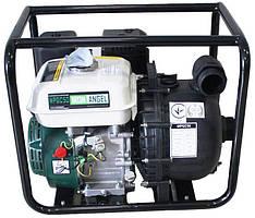 Бензиновая  мотопомпа  для  химических  жидкостей  Iron  Angel  WPGC  50