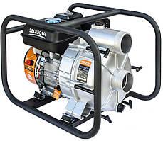 Мотопомпа  для  грязной  воды  SEQUOIA  SPP1100D