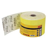 Шлифовальная бумага рулон 115мм×50м P180 SIGMA (9114291)