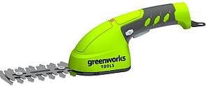 Ножницы  аккумуляторные  Greenworks  G7,2GS  (1600107)