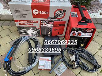 Инверторный сварочный полуавтомат Edon MIG-308 (+ММА)
