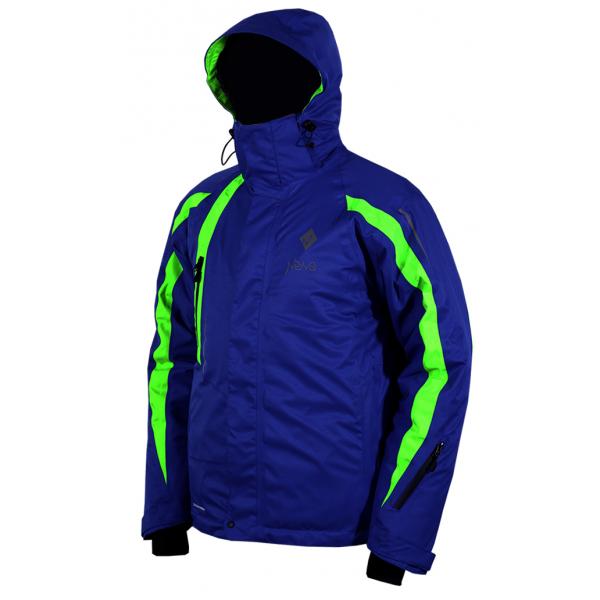 Мужская горнолыжная куртка Neve Katana синяя