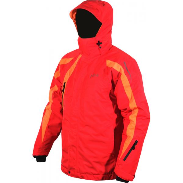 Мужская горнолыжная куртка Neve Katana красная
