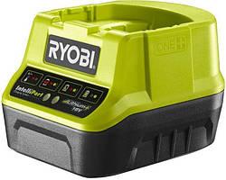 Зарядное  устройство  Ryobi  ONE  +  RC18-120  (5133002891)