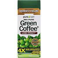 Оригінал!Американський Green Coffee зелений кава для схуднення 100 таблеток у рослинній оболонці