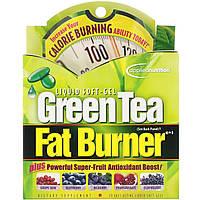 ОРИГИНАЛ!Green Tea Fat Burner 30 Appliednutrition Жиросжигатель с экстрактом зеленого чая 30 капсул США