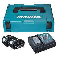 Набор  аккумуляторов  LXT  Makita  BL1830  18  В  (196693-0)
