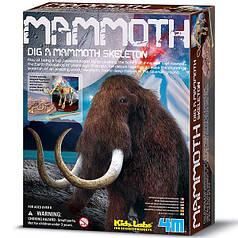 Набір для досліджень 4M Скелет мамонта (00-03236)