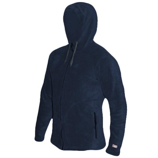 Мужская спортивная флисовая кофта Neve Scream темно-синяя