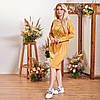 Повседневное спортивное платье свободного кроя для дома и прогулок, батал большие размеры, фото 6