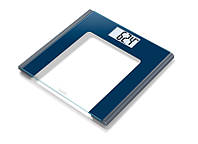 Весы напольные стеклянные Beurer GS 170 Sapphire