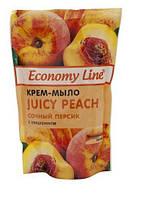 Крем-мило Economy Line Дой-Пак асортимент 460 г