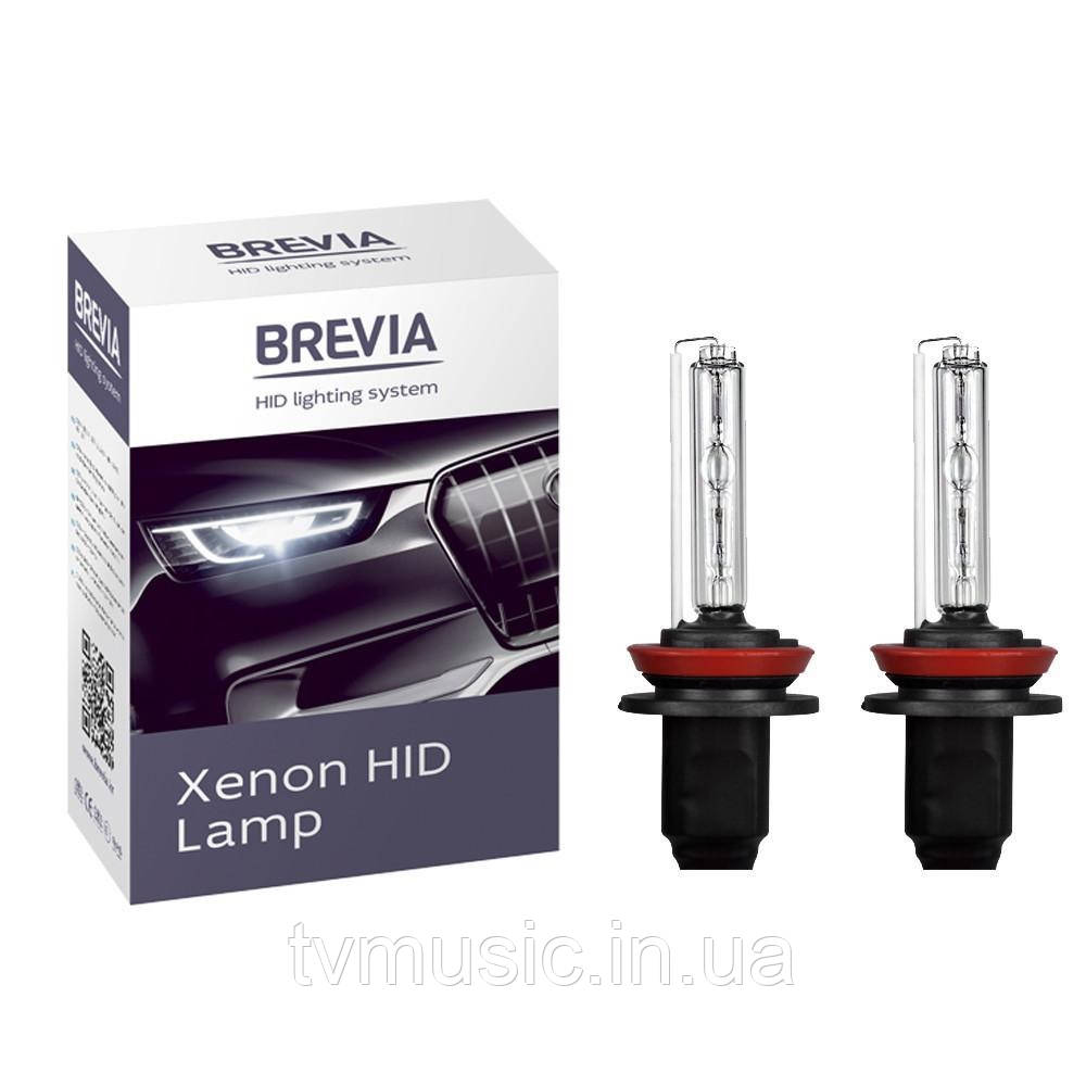 Ксеноновые лампы Brevia Xenon H11 4300K