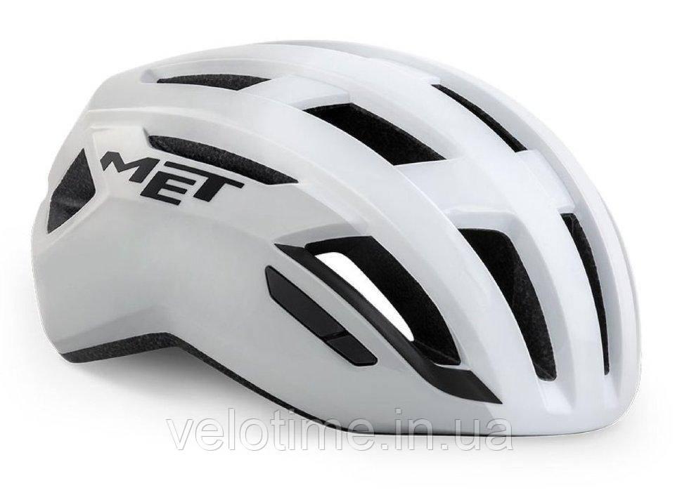 Шлем Met Vinci MIPS  (Shaded White | Glossy 56-58 см)