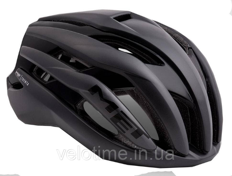 Шлем Met Trenta   (black S 52-56)