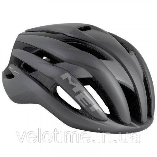 Шлем Met Trenta   (Shaded Dark Gray/Matt Glossy 56-58 cm)