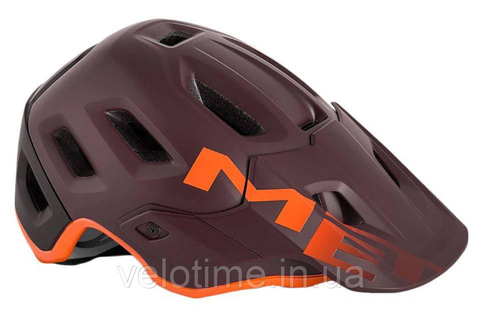 Шолом Met Roam (garnet/orange M 56-58)