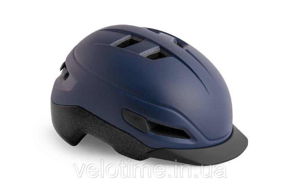 Шлем Met Grancorso  (matt midnight blue L 58-62)