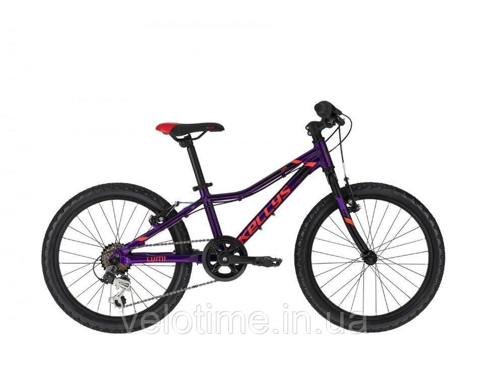 Kellys Lumi 30 20 2020 (фиолетовый)