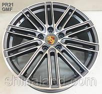 Диски Porsche Panamera II 2017 -, Replay 9,5x20 5x130 ET71 DIA71,6 (rpa29) (передняя ось) (ellegance)