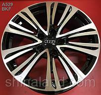 Диски Audi A5 / S5 (B8, F5) 2007 -, Replica LegeArtis 8,5x18 5x112 ET32 DIA66,6 (rpa199) (ellegance)