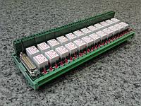 Модуль выходов с релейной коммутацией и индикацией NC-210-401 УЧПУ Балт-Систем NC-201M 202 210 220 230 301 302