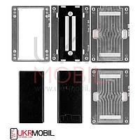Комплект пресс форм для дисплея Samsung N970 Galaxy Note 10, для пресов типа Triangel M103
