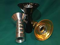 Металлическая чаша для кальяна